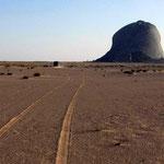The great Black Mountain Lauad - Devil's mountain