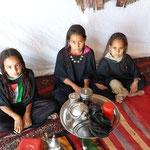 Sahrawi children, the future