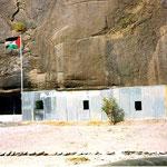 The great Black Mountain Lauad - Devil's mountain - Refuge