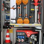 G2:Standrohr, Vehrkehrsabsicherung, Notstromagregat RS14