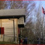 Berghütten Jura