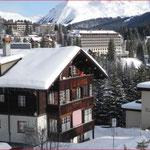 Bauland Graubünden Arosa Topkurort