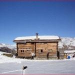 Lagerhaus Jura oder Alpen