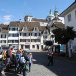 Stadtführungen Solothurn Schulen