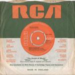 Single (B-Seite) RCA Victor RCA 2302, England, 1972