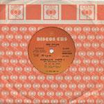Single CBS 22.808, Argentinien, 1975