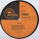 Emidisc 048-CRY-50 740, Deutschland, 1976