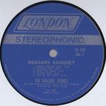 London PS 539, USA, 1968