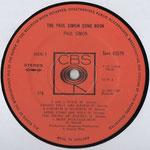 CBS SBPG 62579, England, 1970