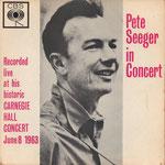 EP CBS AGG 320055, England, 1963