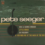 EP CBS 5870, Frankreich, 1965