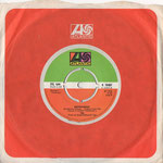 Single B-Seite Atlantic K 10407, England, 1973