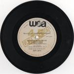 Promo Single WEA DFW 128, Argentinien, 1988