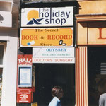 Wicklow Street, Dublin, Irland, 1999