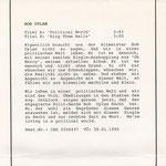 Beipackzettel, 1990