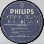 Philips/RTB LP 5964, Jugoslawien, 1979