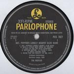 Parlophone PCS 7027, England, 1967