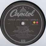Capitol SMAS-11419, USA, 1975