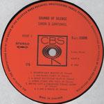 CBS SBPG 62690, England, 1968