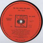 CBS SBPG 62579, England, 1967