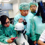 陪同中国牙医拜访德国医院学习
