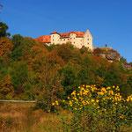Motorradtouren in der Fränkischen Schweiz - Burg Rabenstein