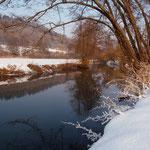 Winterwanderung - Über die Hersbrucker Alb ins Pegnitztal