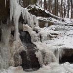 MTB-Tour: Klingende Wasserfall