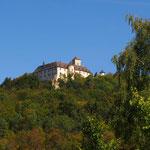 Motorradtouren in der Fränkischen Schweiz - Schloss Greifenstein