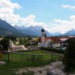 München Garmisch (Wallgau mit Karwendel)