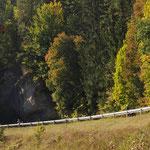 Motorradtouren in der Fränkischen Schweiz - viele Kurven