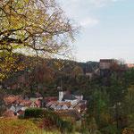 Oktobermotto: Die Fränkische Schweiz im Herbst - Pottenstein
