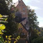 Motorradtouren in der Fränkischen Schweiz - Burg Pottenstein