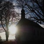 Kapelle auf dem Gottvaterberg