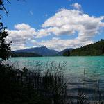 München Garmisch (Walchensee mit Herzogstand)