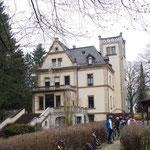 Griesmühlentour - Schloss Vorra wurde mit eingebunden