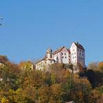 Oktobermotto: Die Fränkische Schweiz im Herbst - Burg Egloffstein