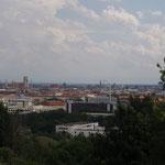Ingolstadt-München (Blick nach München )