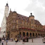 Motorradtour Rothenburg