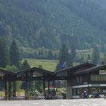 Im Pinzgau mit dem Motorrad