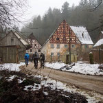 Griesmühlentour - Griesmühle