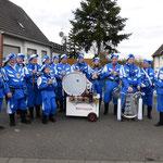 Veilchendienstagszug in Froitzheim 2014