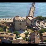 Visite de Sant Martí d'Empúries de caractère médiéval très marqué: à 1h.