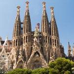 Visite de Barcelone: à 2h.