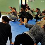 Primo seminario italiano di Women Empowered a Cesena - difesa personale femminile