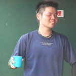 井本さんとコップ