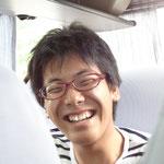 メガネ③ いい笑顔!