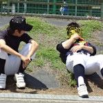松ちゃん&モリケン