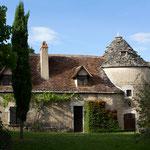 Maison typique lotoise Espédaillac