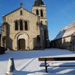 Eglise d'Espédaillac